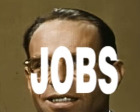 Time To Talk About Jobs