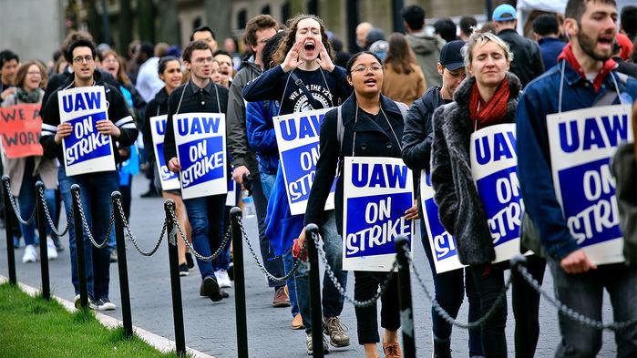συνδικάτα διδακτορικών φοιτητών