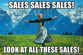 πωλήτρια