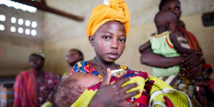 Παιδιά Νύφες στη Νιγηρία