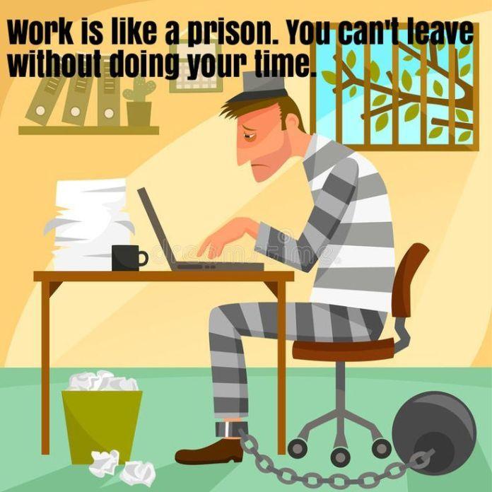 εργασιακή φυλακή