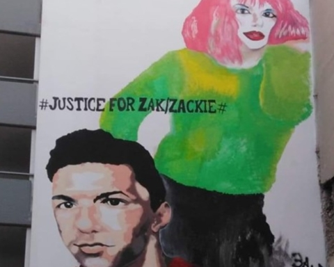 Justice For Zak Zackie