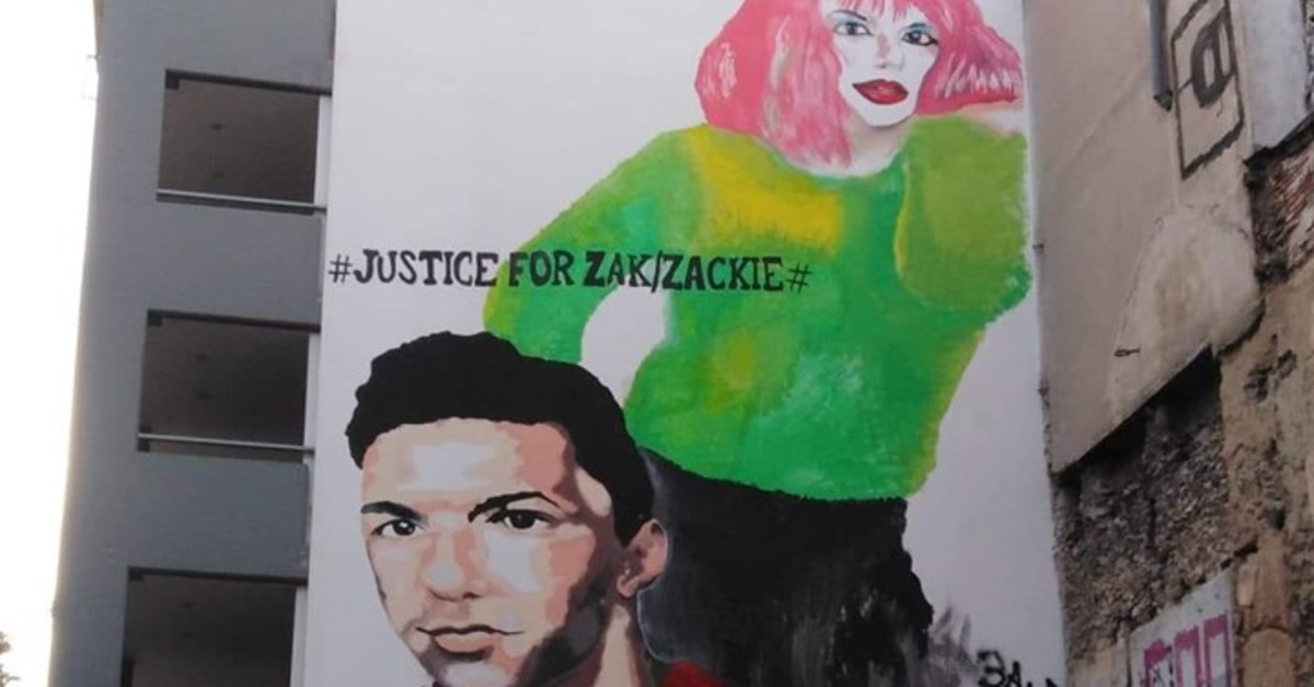 Justice For Zak Zackie
