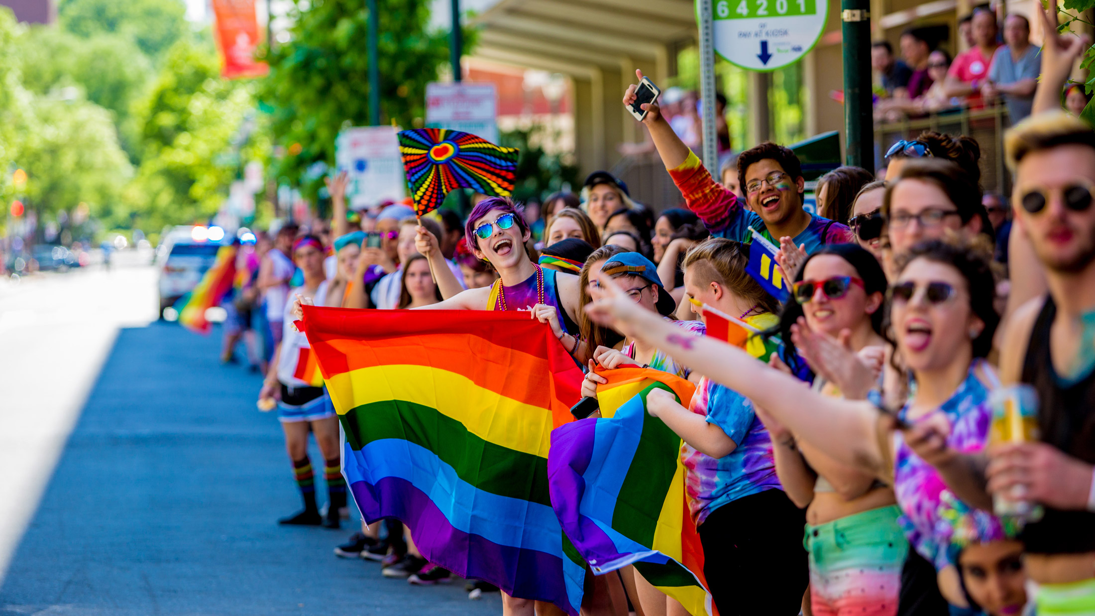 LGBT+ pride
