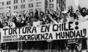 Τortures in Chile, Pinochet