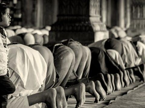 μουσουλμάνοι